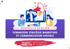 Formation Stratégie Marketing et Communication Digitale